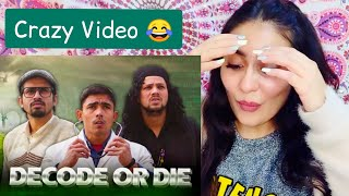 DECODE OR DIE REACTION | D.O.D | Round2hell | R2h | Illumi Girl