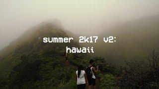 DJI PHANTOM 4   summer 2k17 v2: hawaii