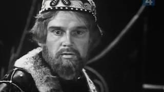 Борис Годунов  (Сцены из трагедии) -  Александр Пушкин  (Фильм - спектакль, 1970)