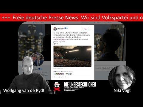 Freie deutsche Presse News: Höcke vs Grönemeyer u.a.