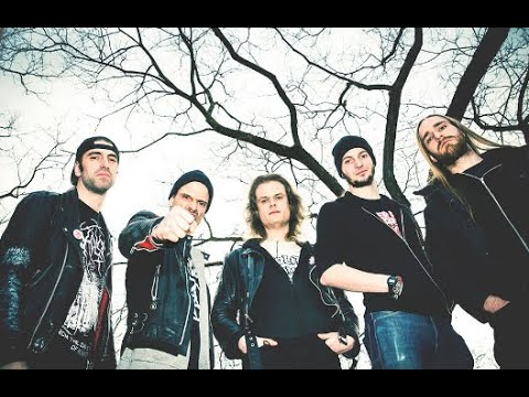 Thrash band Space Chaser signs with Metal Blade Records new album set for 2021!