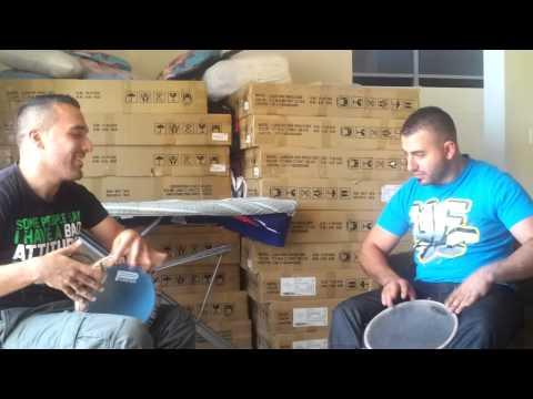 Drumming lebo