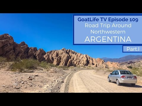 Road Trip Around Northwestern Argentina - Salta to Cafayate (Part 1)