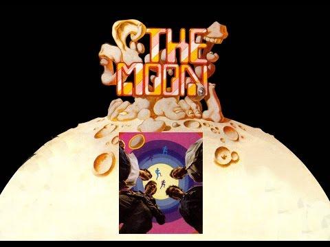THE MOON Landing 1969 Rare U.S Beatlesque Baroque Rock 'n' Pop