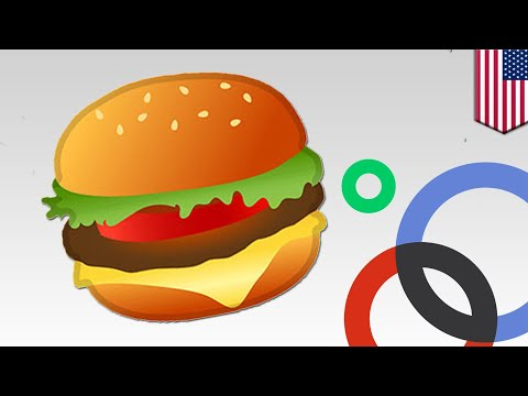 Emoji hamburger Google: Google perbaiki emoji burger di Android 8.1 – TomoNews
