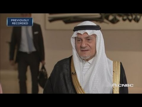 Saudi Prince Turki: Foreign investors are mistaken over Saudi Arabia | Capital Connection