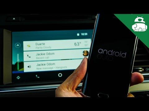Android Auto Review! (Hyundai Sonata 2015)