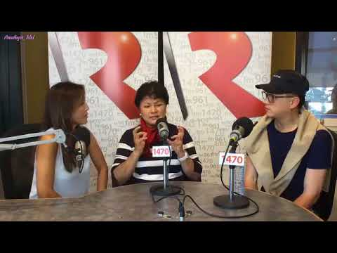 180905 溫哥華電台小心華之里黃淑儀陳鍵鋒 Vancouver Fairchild Radio Anita's Talk Show Gigi Wong Sammul Chan