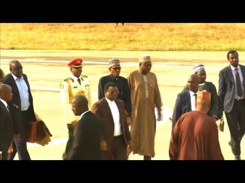 Nigeria : le président Buhari de retour après deux mois de soins à Londres