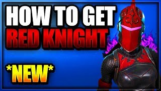 *NEW* RED KNIGHT SKIN COMING BACK FORTNITE BATTLE ROYALE - HOW TO GET RED KNIGHT (WEEK 7 Challenges)