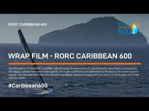 Wrap Film - 2019 RORC Caribbean 600