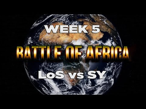 BOA LoS vs SY the Decider and Crazy Series - INCREDIBLE