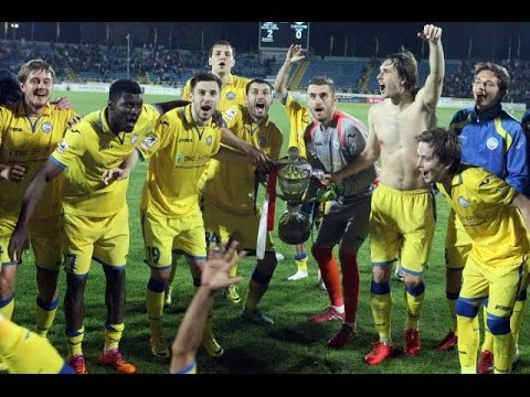 The final of the Russian Cup Football 2014