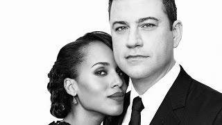 Actors on Actors: Jimmy Kimmel and Kerry Washington (Full Version)