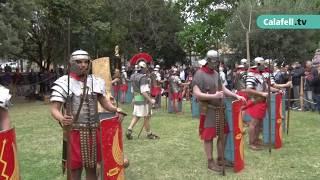 Calafell celebra per primer cop el Mercat Romà