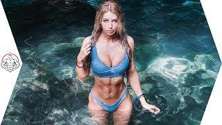 【筋トレ】Yanita Yancheva、理想の体型の彼女