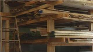 Woodworking : How to Dry Wood for Woodworking