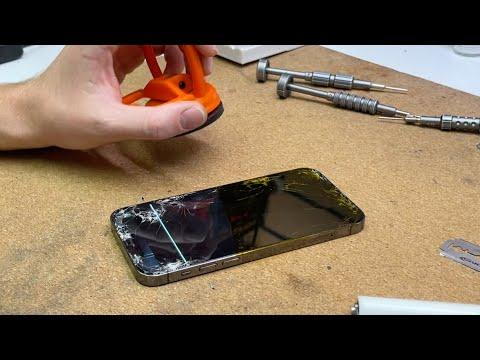 Разбил iPhone 12 Pro - попал на большие бабки...