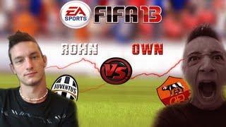 """Rohn vs Own - Fifa 13 LIVE - """"La resa dei conti"""""""
