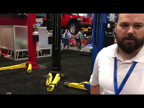 Forward F10 And I10 Two Post Automotive Lifts