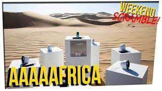WS - The Song 'Africa' to be Played on Repeat in Africa ft. Nikki Limo & David So