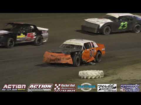 East Bay Raceway Park    Jody Robbins Memorial Race  3/30/19