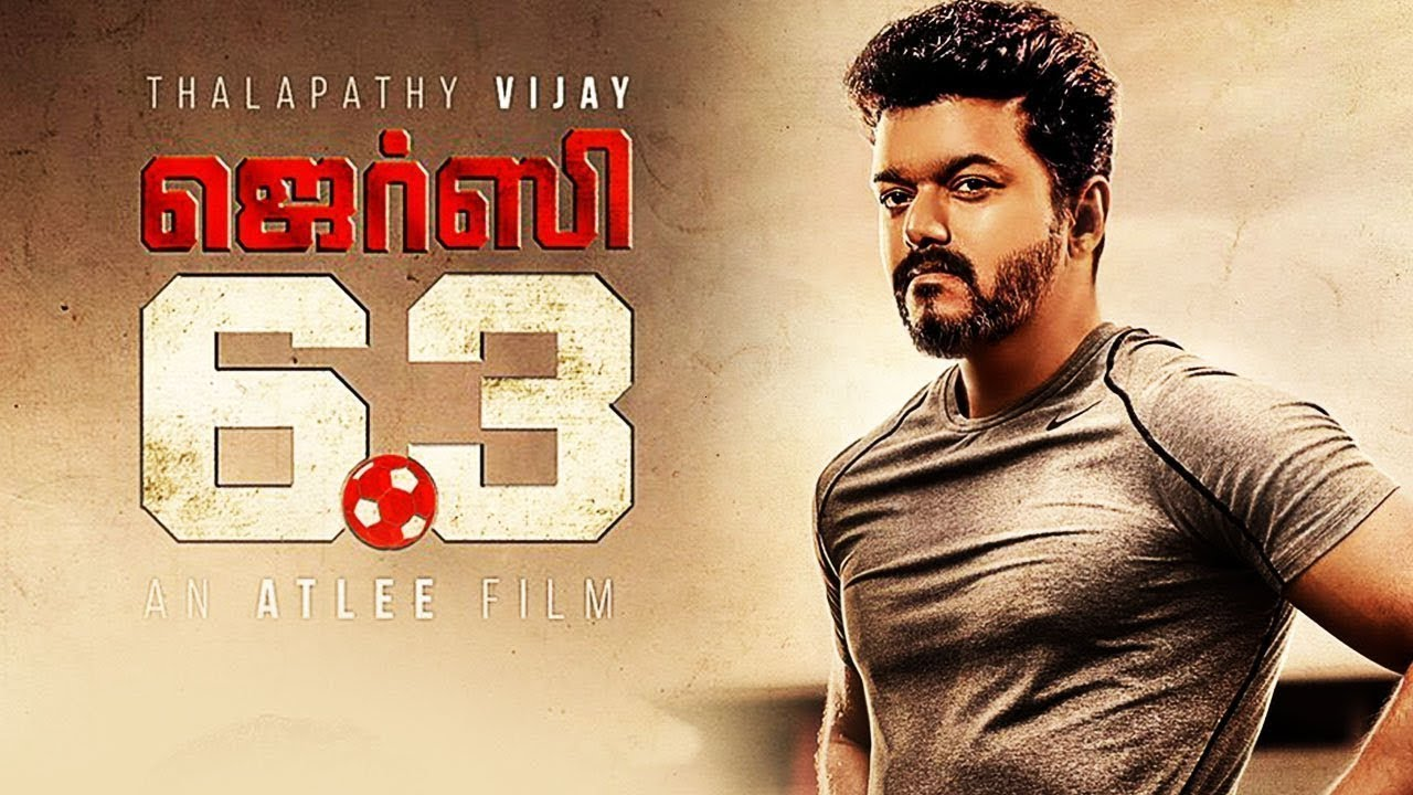 Thalapathy 63 Intro Song Leaked Full Song /Actor Vijay Tamil