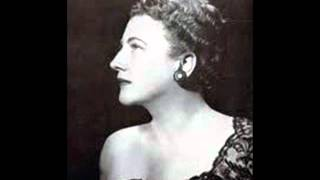 "Helen Traubel Sings ""When I Grow Too Old To Dream"""