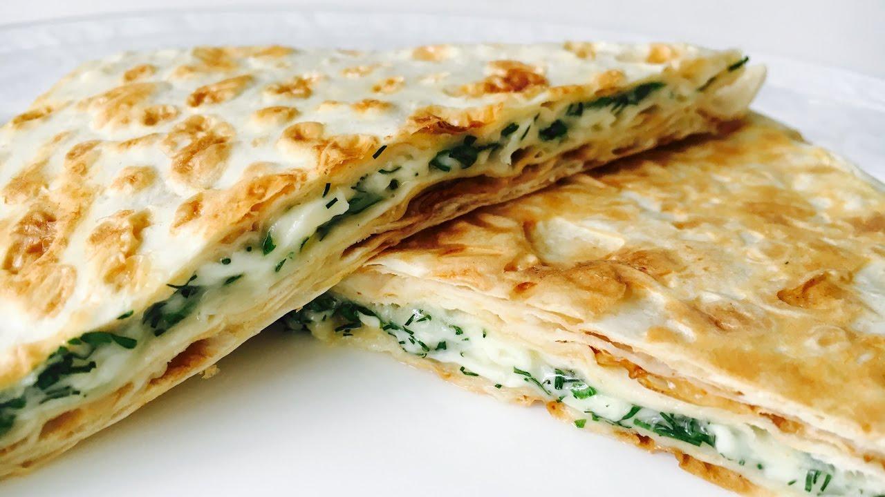 Какой лучше сыр для лаваша