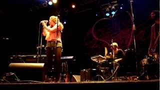 Rachel Platten & Andy Grammer Rap Battle Anaheim HOB April 6th 2012