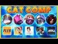 *CAT COMP 2019* THE CUTEST CAT COMP EVER (BATTLE CATS) - BunnyFuFuu