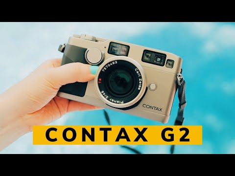 How To Use The Contax G2 35mm Film Camera For Portrait Photography