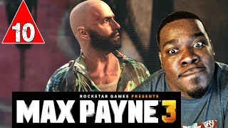 Max Payne 3 Gameplay Walkthrough Part 10 - Into the jungle - Lets Play