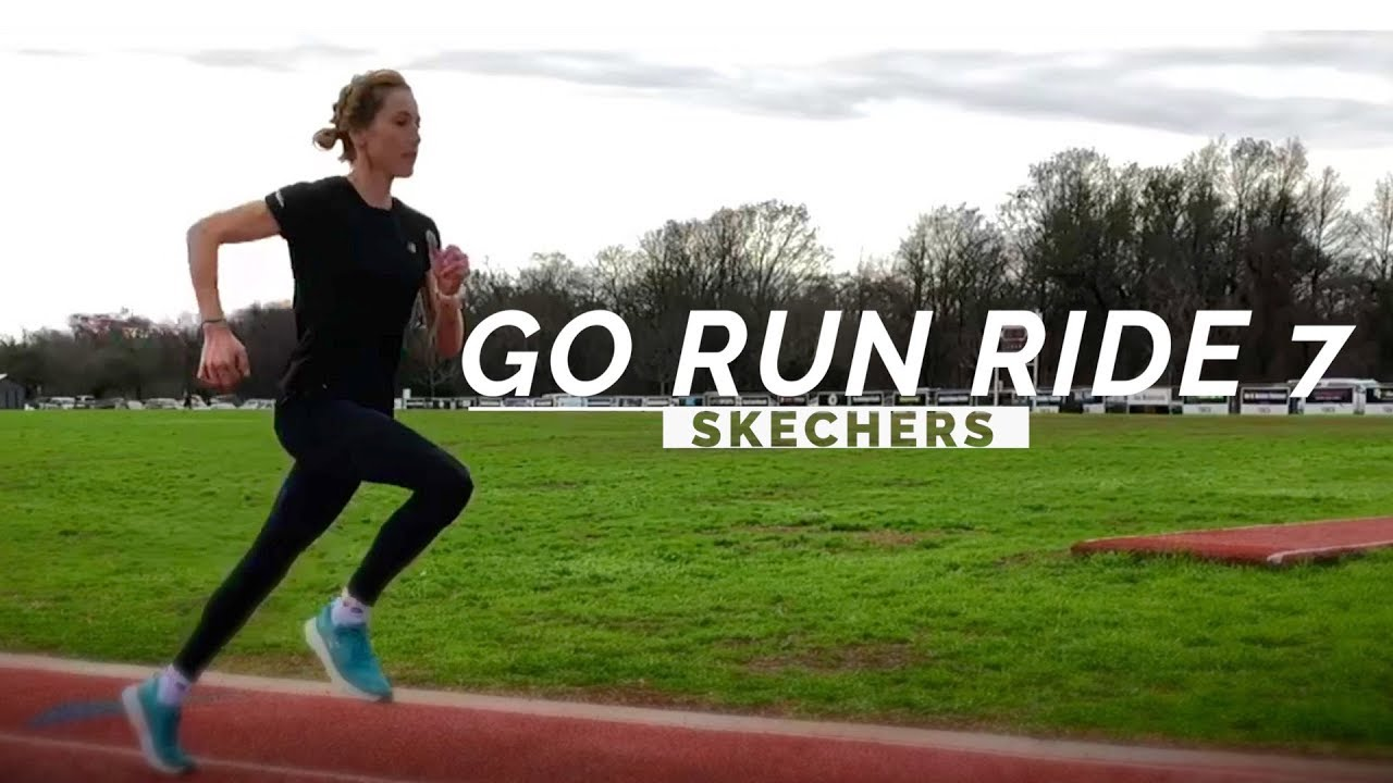 skechers go run ride review