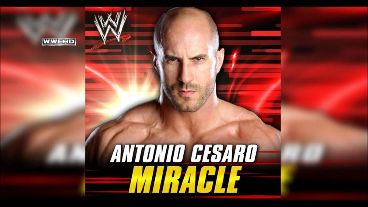 "WWE: ""Miracle"" (Antonio Cesaro) Theme Song + AE (Arena"