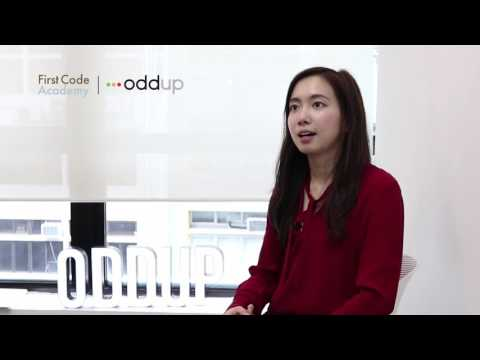 Sit Down with Michelle Sun - First Code Academy