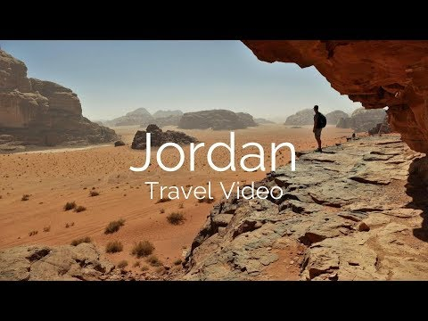 Jordan | Travel video | GoPro Hero 5 | 2017
