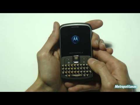 Metropolitanas | Celular Motorola EX115