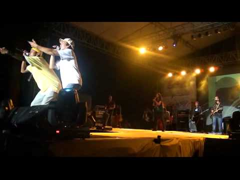 Amtenar   Reggae Rembaq Live Feat Ambon B'Jaguran  launching Scoopy and Spacy Honda with Vierra