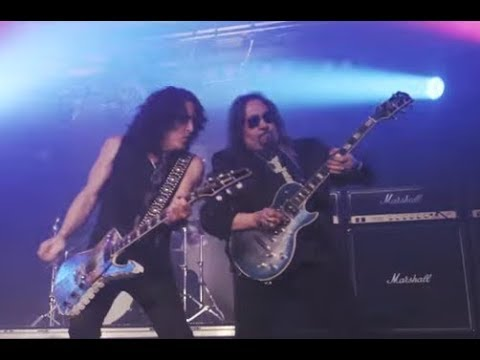 "KISS guitarist Ace Frehley new single ""Bronx Boy"" released off new solo album!"