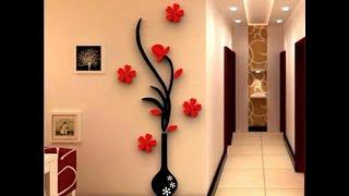 видео Декор стен своими руками: 30 идей покраски стен с фотографиями