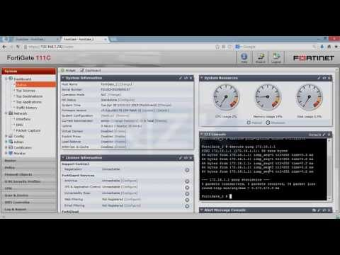 FortiGate (Site-to-Site IPSec VPN) (v5.0.2)