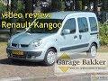 Video review Renault Kangoo 1.6 16v Automaat Privilège, 2004, 90-PS-TT