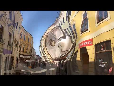 Historic city of Jundrichuv Hradec Czech Republic