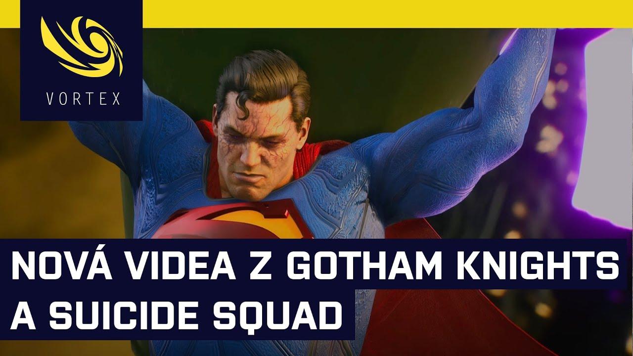 Download Novinkový souhrn: Videa z Gotham Knights a Suicide Squad, problémy Aliens Fireteam a Kodžimovy brýle