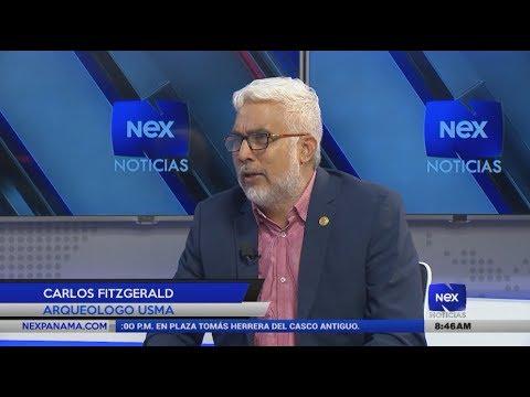 Entrevista Al Arqueólogo Carlos Fitzgerald, Sobre La Historia De Panamá