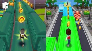 Similar Games to Subway Ryder Run Rush Suggestions