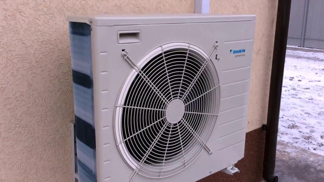 Тепловой насос воздух-вода Daikin Alterma 7,4квт