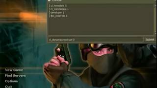 Counter Strike 1.6 console commands for better gameplay