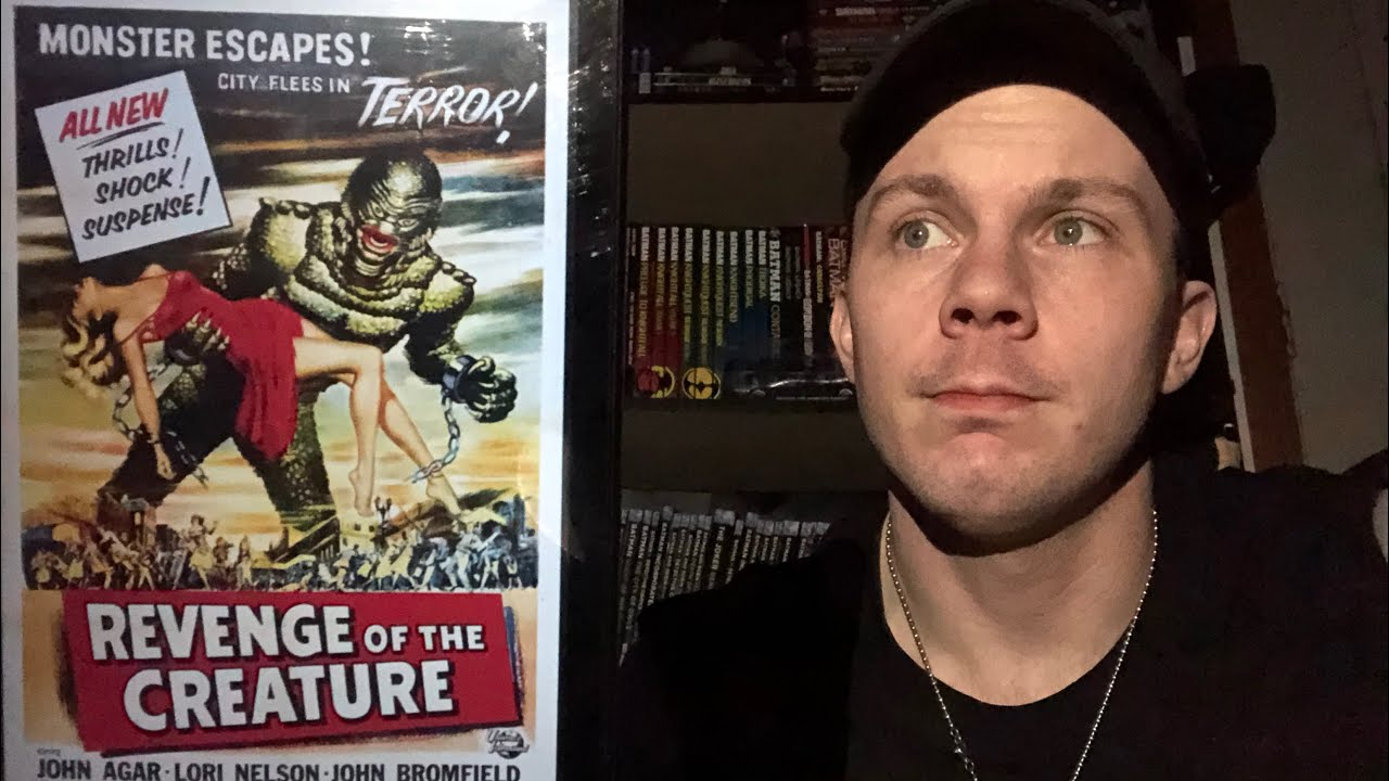 Download Revenge of the Creature (1955) Movie Review